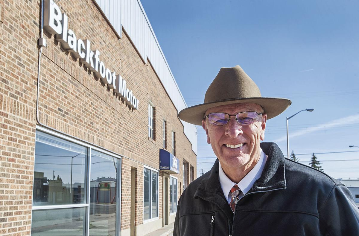 Movie theater to open in Blackfoot in June, eateries could follow