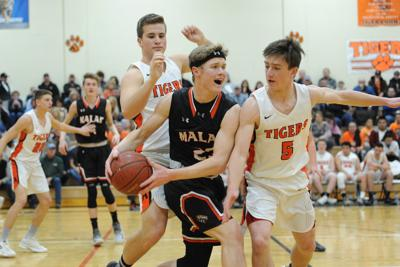 Malad-Aberdeen boys basketball 2019