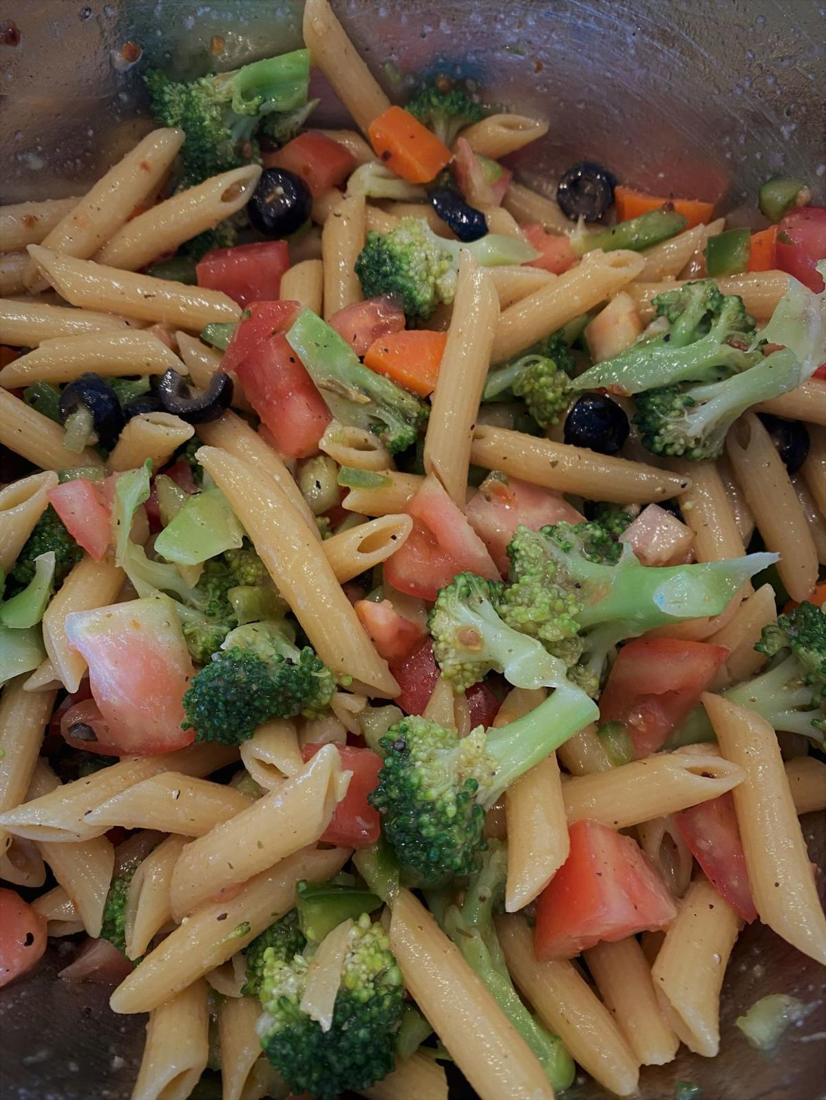 Belle's Zesty Pasta Salad