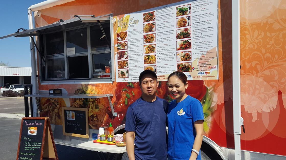thai zap food trailer to mark three successful years in pocatello east idaho business journal idahostatejournal com