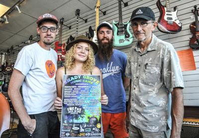 Shady Grove Music Camp
