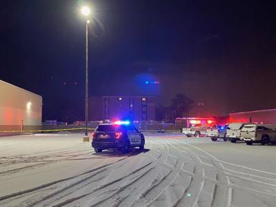 City Hall shootout
