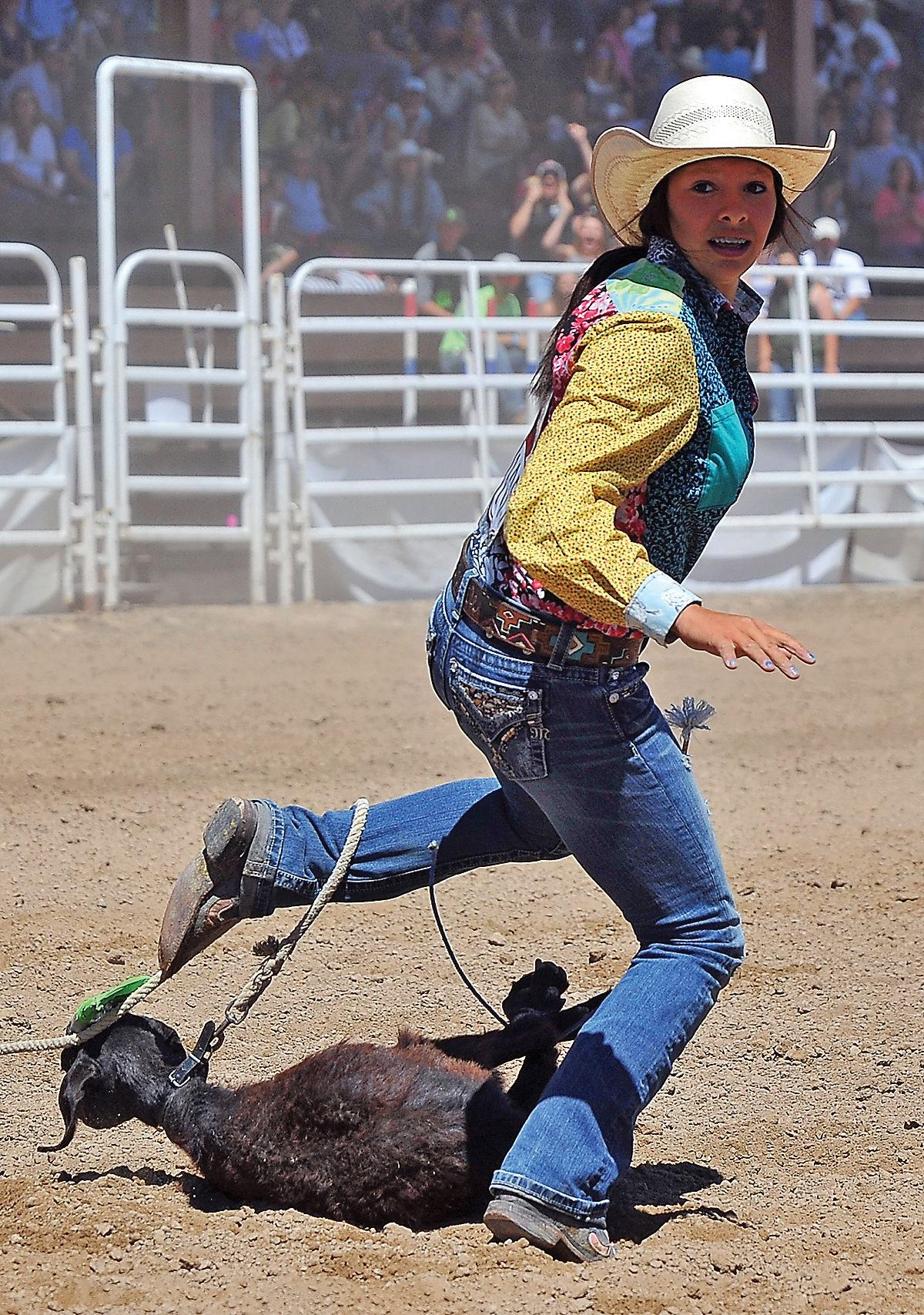 Hs Rodeo On To Nationals Idaho S Best Cowboys And