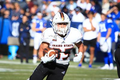 Idaho State-BYU football