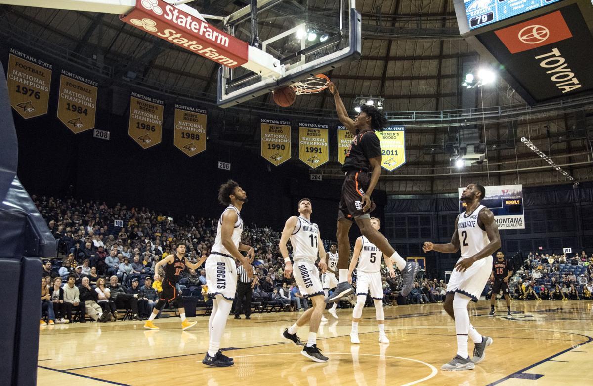 MSU Men's Hoops v. Idaho State