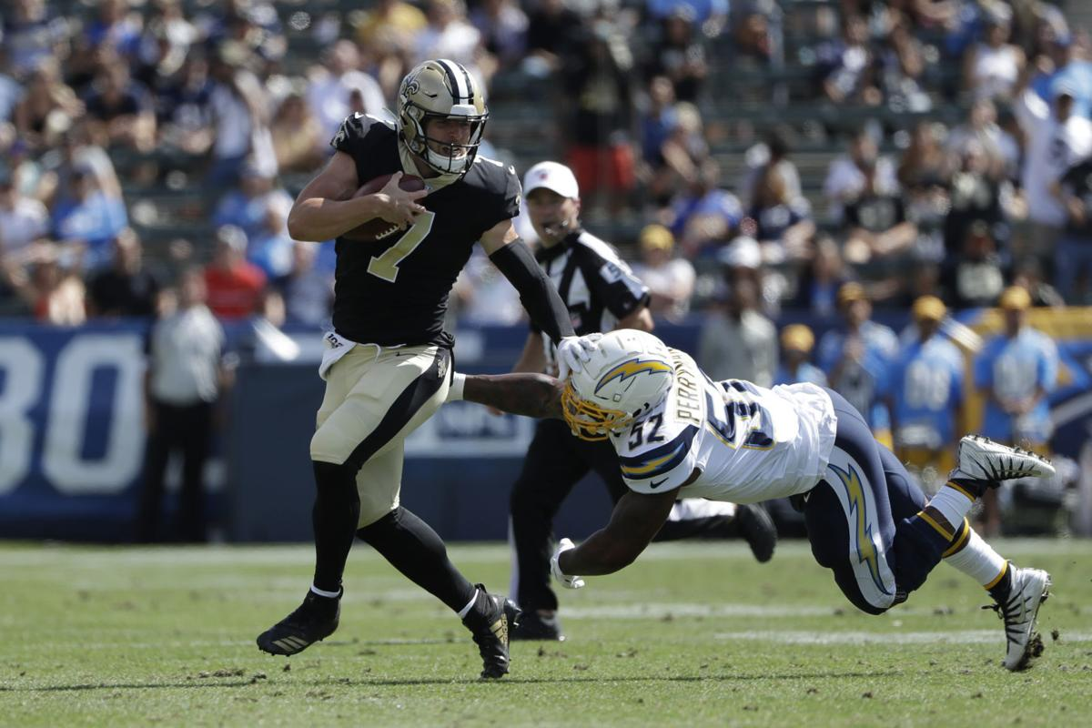 best website f02b5 c569e AS VERSATILE AS A POTATO: Taysom Hill to be featured in ...