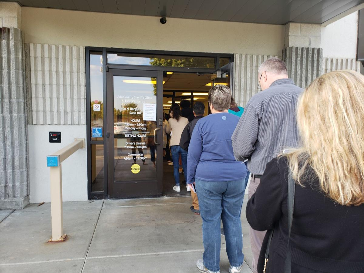 Idahoans can now renew driver's licenses online | Local