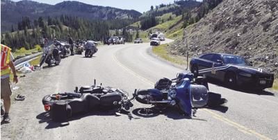 Idaho averaging more than one crash death per day this summer