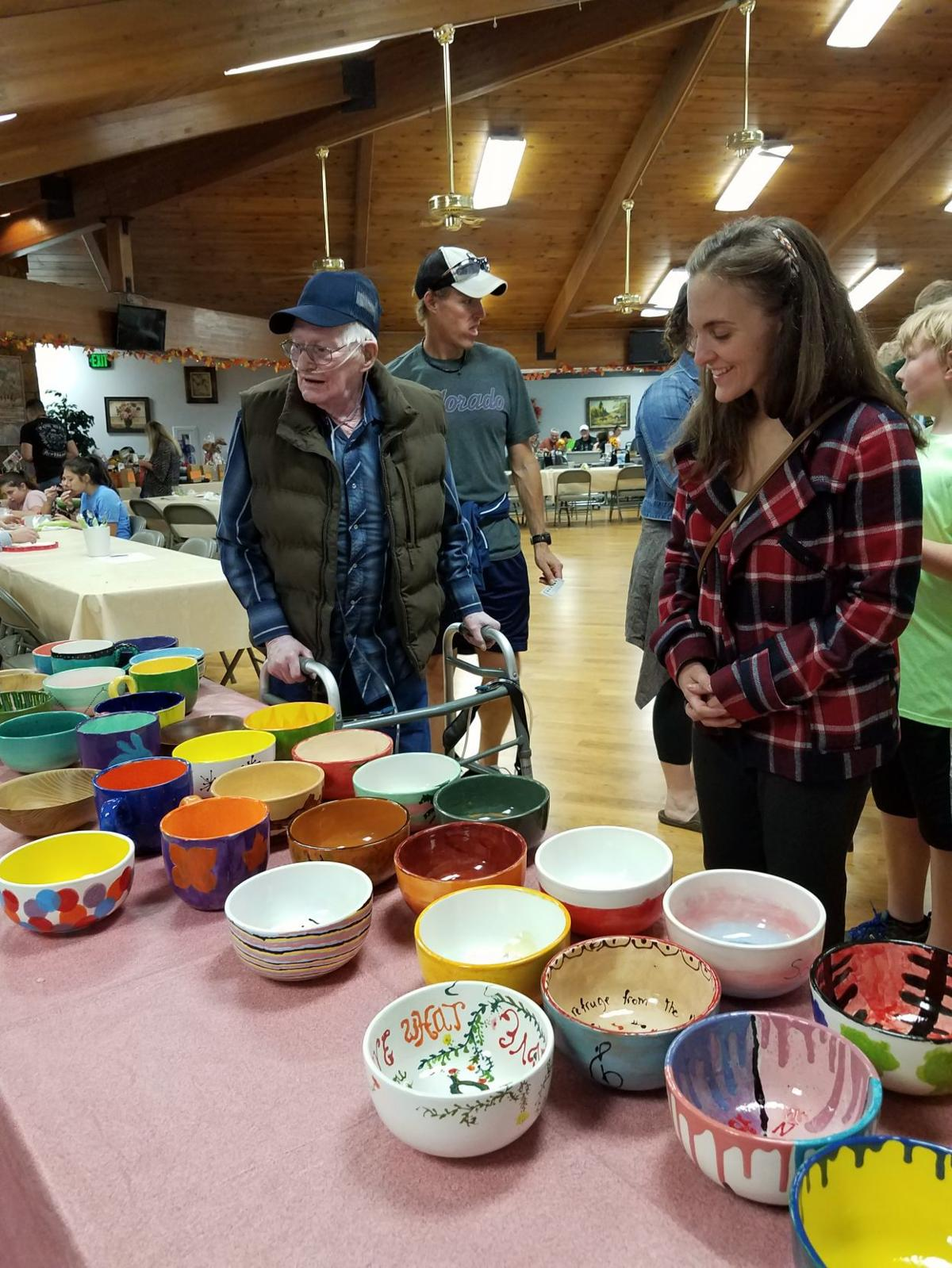 Empty Bowls Project 1