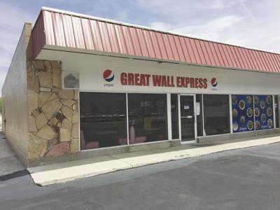 New Great Wall Express Chinese Food Location
