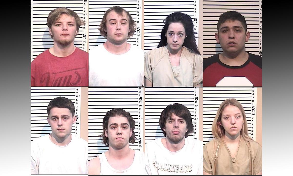 8 people arrested in massive East Idaho drug bust | Local