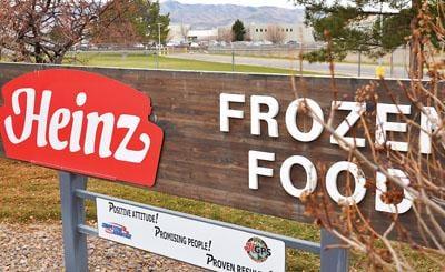 Heinz closing