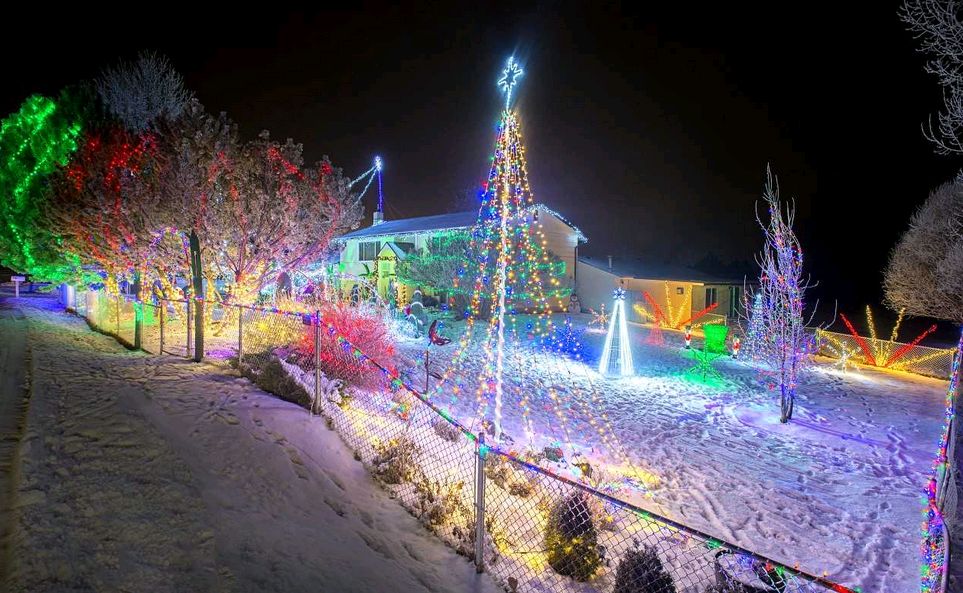 Best Christmas Decorated Houses 2020 In Pocatello Idaho Local Christmas light displays worth seeing this holiday season