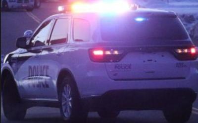 Idaho Falls Police Department file photo stock image