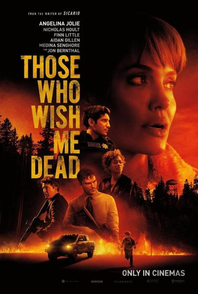 Movie Review - Those Who Wish Me Dead