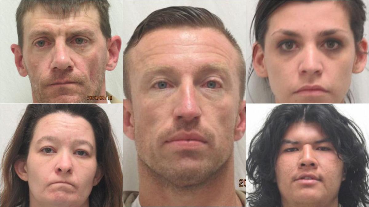 East Idaho drug arrests 05/13/20