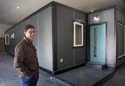 New Boise company making homes out of shipping containers