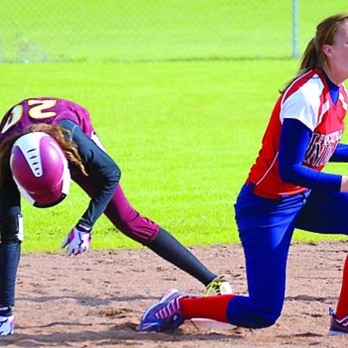 Poky softball falls 13-2 to Rigby in district title game