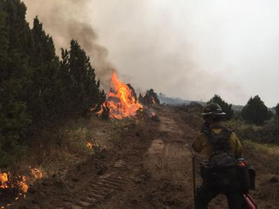 UPDATE: Powerline Fire near Pocatello is now 98 percent