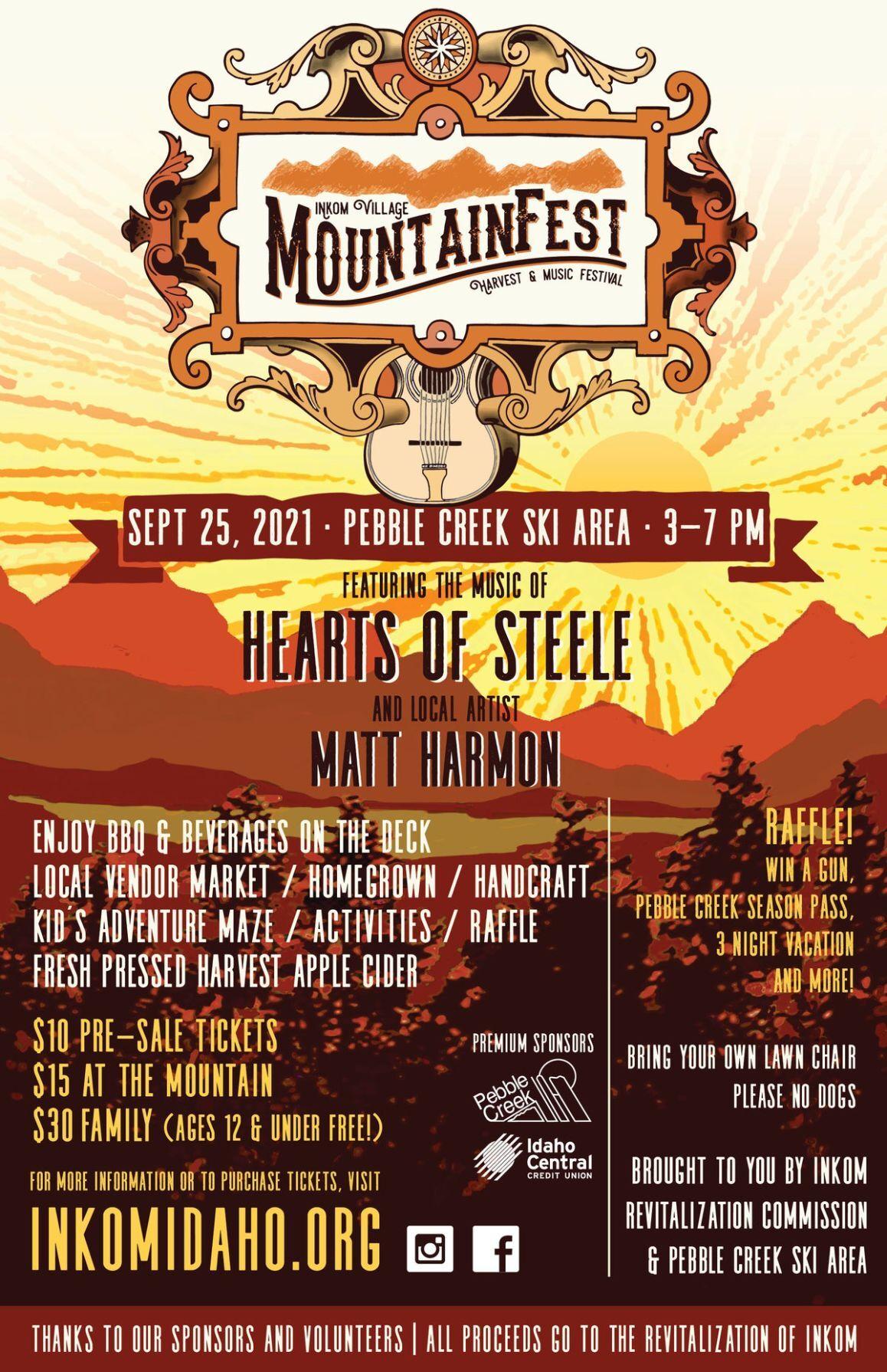 Inkom Village MountainFest