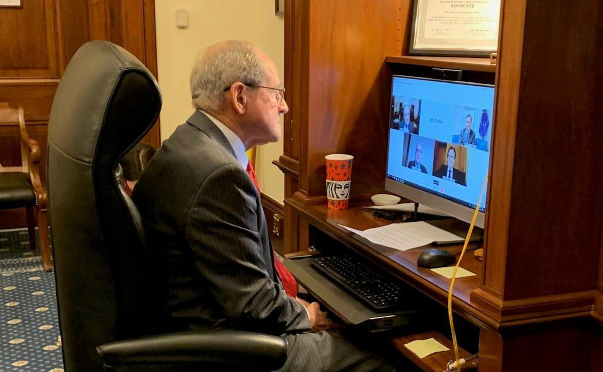 Risch China teleconference