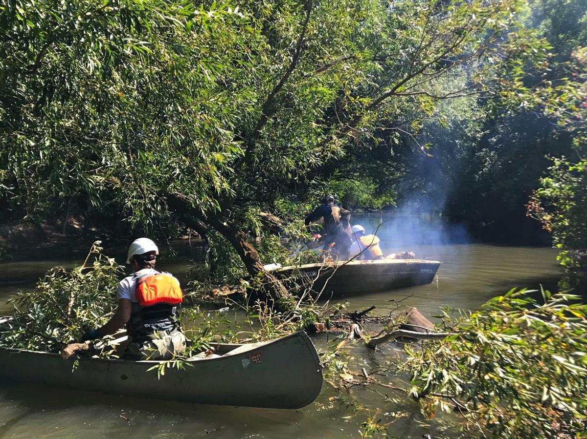 Lower Portneuf River 2