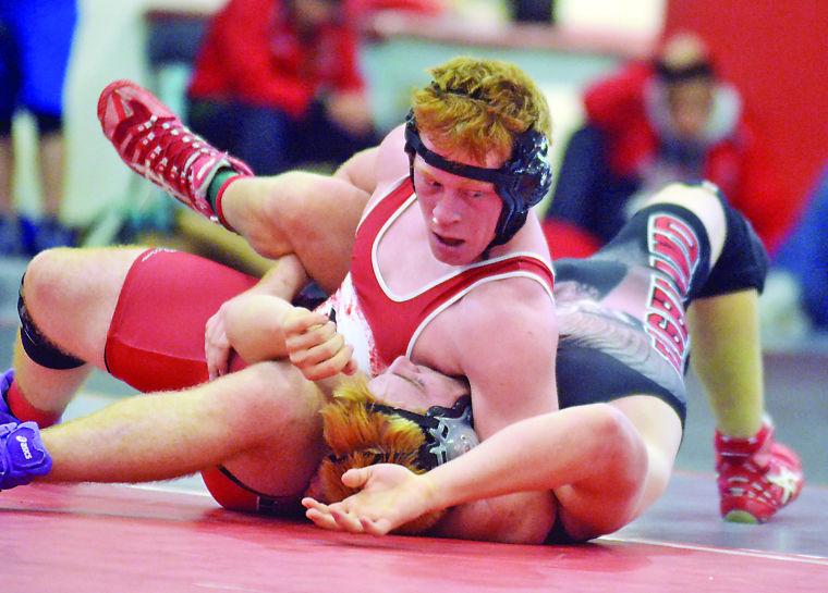 High school wrestling: Early-season takedowns at Marsh ...