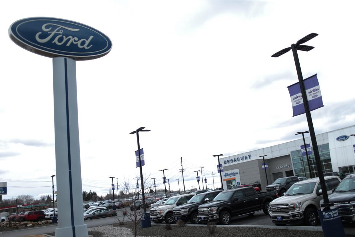 Broadway Ford Idaho Falls >> Broadway Ford Sold To Lithia Motors Idaho Falls Ammon
