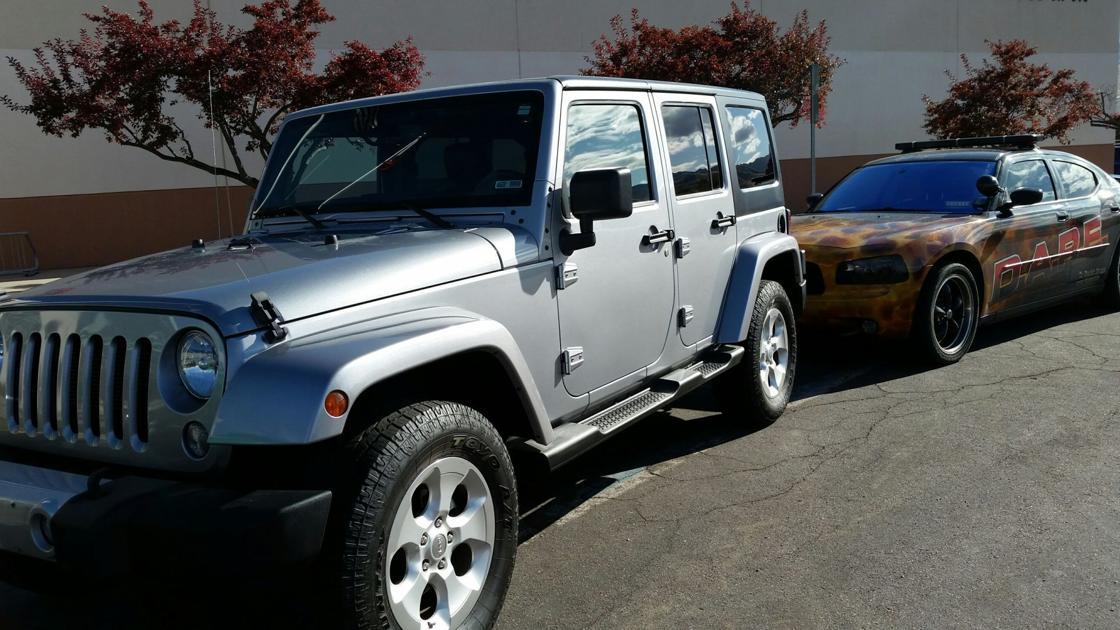 Jeep Credit Union >> Idaho Central Credit Union To Donate Vehicle To Pocatello D A R E