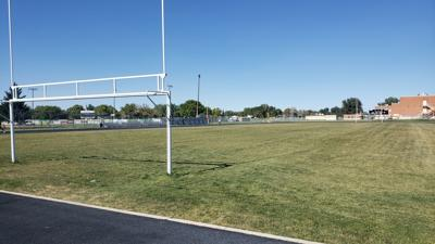 Hawthorne Middle School track and field