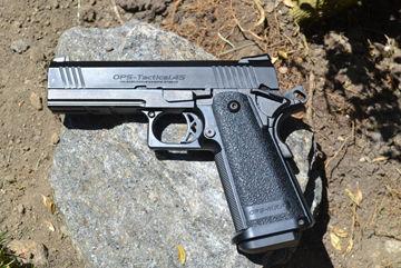 East Idahoan with airsoft handgun arrested after standoff