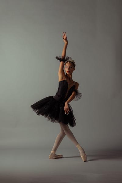 Addison Taylor (Alliance Academy of Dance) as the Black Swan