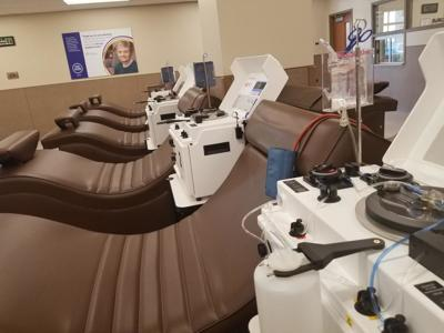 A Look At The New Plasma Center