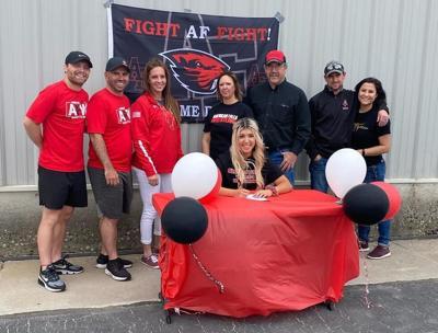 Sami Lusk Signing