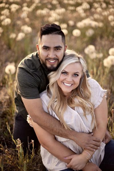 Brittany Paige and Paul Alan Carver III