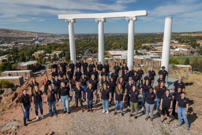 2021 Idaho State University choir