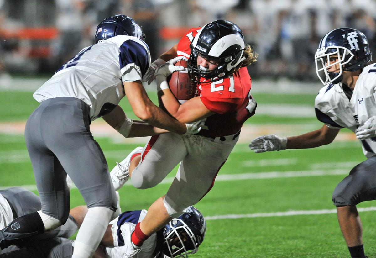 HHS vs Twin Falls football