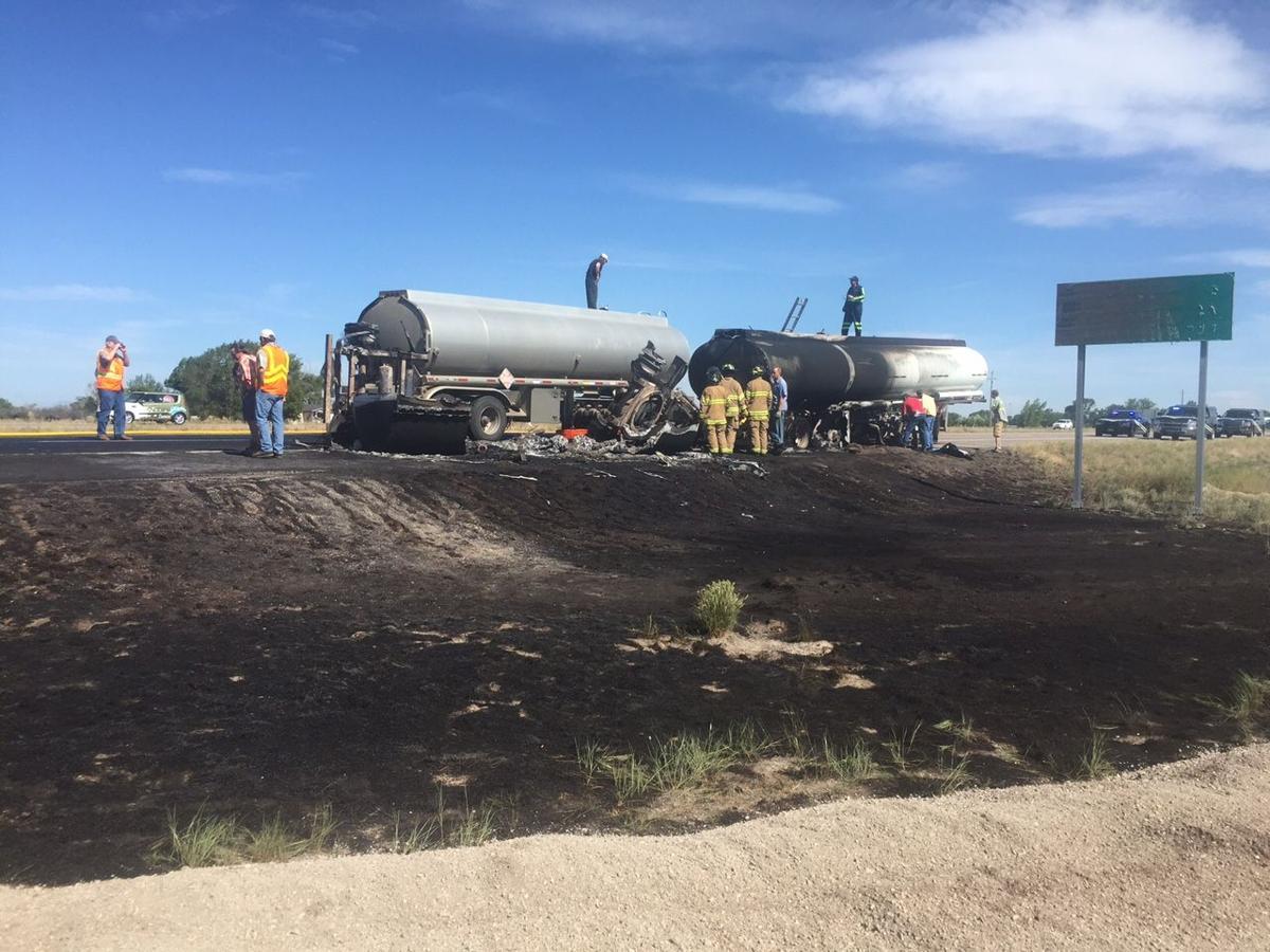 Victim identified in morning crash on I15 near Blackfoot