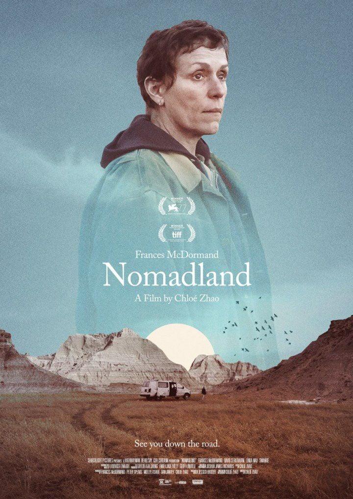 "Movie Review - ""Nomadland"""