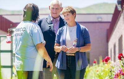 State Legislators visit PWCC