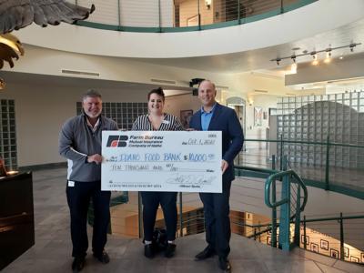 Farm Bureau Mutual Insurance Company of Idaho donation