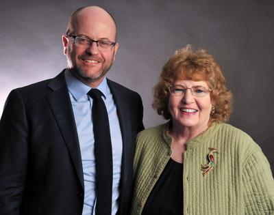 James Ruchti and Elaine Smith