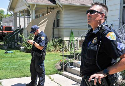 Crime on the rise but so are police efforts | Local