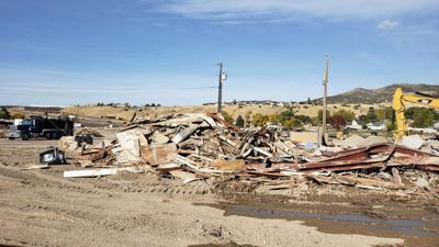 Prime Time Auctions rubble