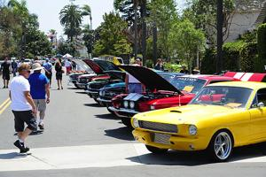 MotorCars On MainStreet Car Show Moves Into Th Year - Main street car show