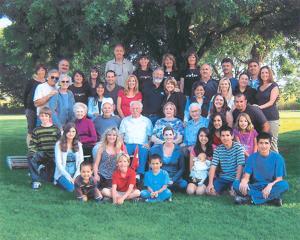 The Egger family ...