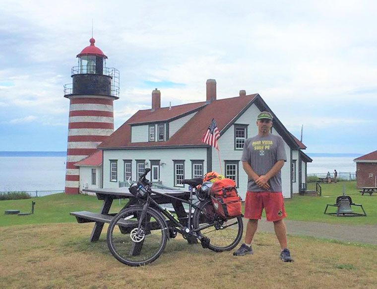 From Imperial Beach To Quoddy Head, Maine ...