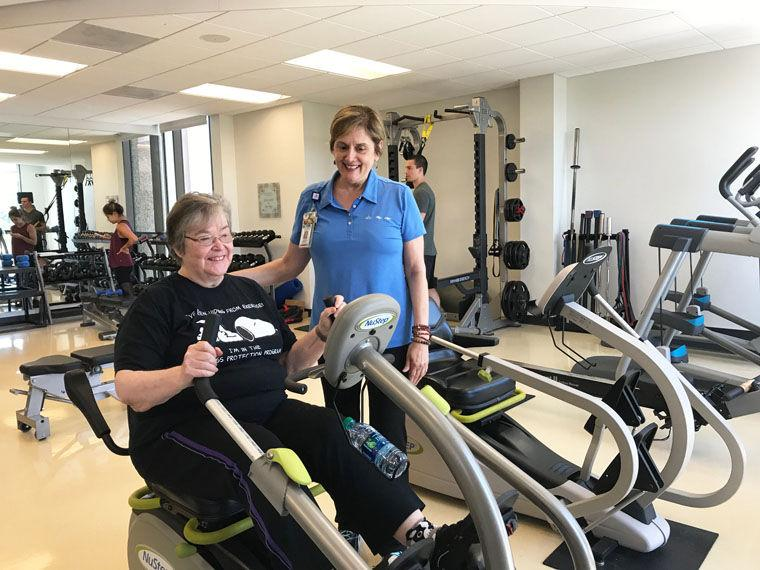 The Sewall Healthy Living Center Has Grown Over The Years