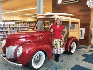<p>June Frost, Imperial Beach branch manager San Diego County Library retired Mar. 26.</p>