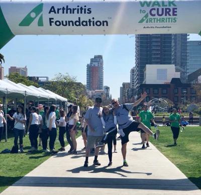 Walk To Cure Arthritis ...